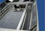De gelaste Boot van het Aluminium met ZijConsole voor Visserij