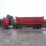 2 Wellen 30-40 Tonnen Kipper-Schlussteil-/Speicherauszug-halb Schlussteil/Sattelschlepper