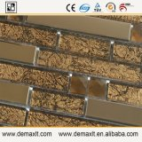 Mosaico di vetro materiale naturale delle mattonelle