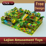 Ce Kids Large Commercial Indoor Playground para Supermarket (ST1417-10)