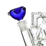 Tubo di acqua di fumo di vetro del nuovo della caffettiera a filtro del ciclone riciclatore dell'elica (ES-GB-417)