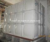 Conteneur flexible de réservoir de stockage de la fibre de verre GRP de modèle pour la mémoire de l'eau