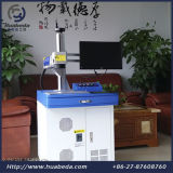 De dragende het Merken Laser die van de Vezel Machine merkt
