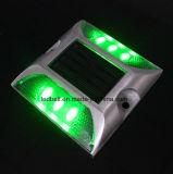 Hoher der Helligkeits-IP68 Solarstraßen-Stift Reflektor-des Aluminium-LED