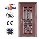 Porte en acier du marché de vente en métal chaud moyen de sécurité (W-S-99)