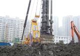 Precast Reinforced Concrete Piles를 위한 TH-60 Hydraulic Piling Rig