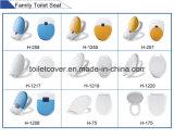 Ronda de sanitarios de alta calidad Wc cerrar bisagra asiento de inodoro