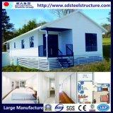 Edificio Panel-Prefabricado del emparedado del poliuretano