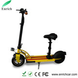 Scooter électronique de pliage chaud de DC36V 400W