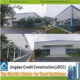 Entrepôt léger galvanisé de structure métallique