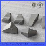 Gli strumenti della costruzione di Yg8 Yg10 hanno cementato il dente della taglierina dello schermo del carburo di tungsteno