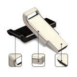 Metal Mini USB Flash Drive Impermeável Customized Logo Promotional Gift