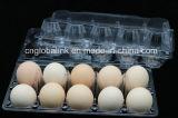 2/4/6/8/10/12/15/18/24/30の穴の使い捨て可能なプラスチックは皿PVCペットに卵を投げつける