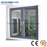 Guichet en aluminium commercial de châssis de fenêtre en aluminium des prix bon marché
