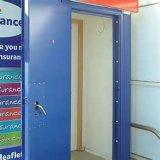 UL Certified Steel Fire Door mit amerikanischem Standard