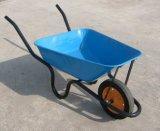 Carrinho de mão de roda resistente para o mercado de África do Sul