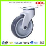 Roda médica silenciosa do rodízio (P503-34E100X32C)