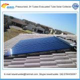 屋上Shuaikeの新しい工場からの太陽水暖房のコレクター