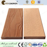 Th-09b 134X24mm Red Pine Solid WPC Decking Grain
