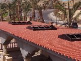 Плитка крыши типа Teja Roma селитебная