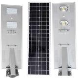 Lámpara al aire libre solar 30W de la luz de calle del buen funcionamiento LED