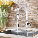 Faucet раковины кухни крома самомоднейшей конструкции законченный