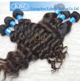 Jungfrau 100% kein verschüttender brasilianischer Haar-Einschlagfaden (KBL-BH-DW)
