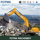 Nuovo escavatore idraulico lungo del cingolo dello sbarramento XCMG di grande estrazione mineraria