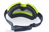 Anti óculos de proteção personalizados da motocicleta da radiação sobre vidros