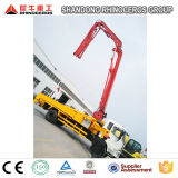 Pompe concrète de la marque 25m 28m 32m de Xiniu avec le meilleur prix à vendre