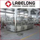 저가 자동적인 탄산 청량 음료 병 충전물 기계 공장