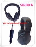 Auscultadores Foldable do fone de ouvido estereofónico baixo super da forma para acessórios de computador