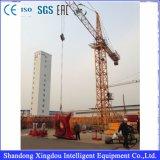 8t / 6t Hydraulic Self-Rising Grúa de torre Qtz80 5610/6010/5512/5513