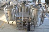 cervecería del micr3ofono del equipo de la elaboración de la cerveza 500L