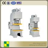 Solo tipo máquina de /C de la máquina de la prensa hidráulica de la columna de 200 toneladas de la prensa hidráulica con el vector grande
