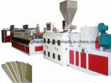 Chaîne de production de décoration de profil de panneau de mousse de WPC