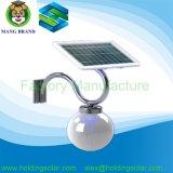 Lámpara solar del jardín de la luz de calle del LED al aire libre