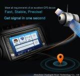 Universele GPS van de Speler van de Auto DVD Navigatie met het Scherm van 6.2 Duim