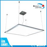Eingebettetes LED Flachpanel des Qualitäts-weißen Quadrat-