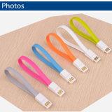 Cable magnético del USB de la pulsera para el iPhone 6