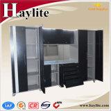 Gabinete de ferramenta resistente impermeável superior do aço inoxidável