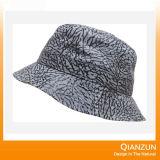 新しいデザイン100%年の綿のおかしいバケツの帽子