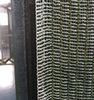 Grama artificial do relvado do lazer natural de barato quatro tons para o jardim Wy-08