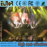 Diodo emissor de luz magnífico Display Screen de Color Good Video Effect Rental P5 para Advertisement