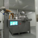 Granulador de mistura molhado da tesoura elevada farmacêutica (SHLG-200)