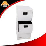 Cabinete de archivo del acero de los cajones del blanco 3
