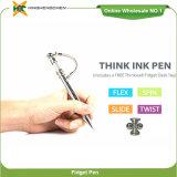 신제품 2017 혁신적인 제품 싱숭생숭함 펜, 반대로 긴장 장난감 스테인리스 펜