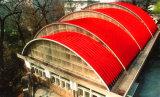 機械を形作るBohaiのアーチの屋根ロール