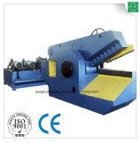 Machine de découpage hydraulique de feuille d'alligator
