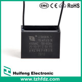 Cbb61 Fan Capacitor mit Pin und Wire Series